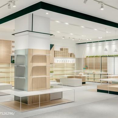 HOTWIND概念店设计