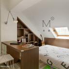 家装阁楼儿童房