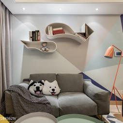 客厅创意置物架