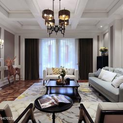 奢华客厅装修图