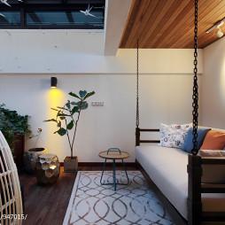 别墅创意休闲区设计