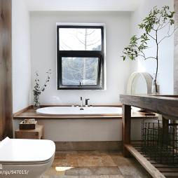 嵌入式浴缸装修图片