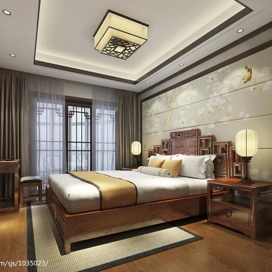 张乔设计作品【黄石。临江中式】_2697576