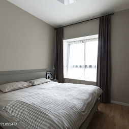 温馨北欧风卧室