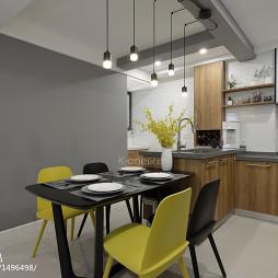 二居室餐厅设计