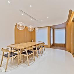 家装现代餐厅设计