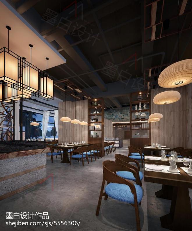 蓝海西餐厅、会议室项目_270286