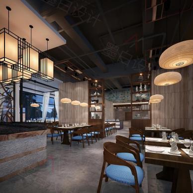 蓝海西餐厅、会议室项目_2702867