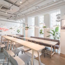 清新咖啡厅