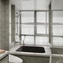 现代台湾风浴缸