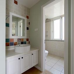 卫浴洗手台装修