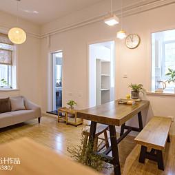 日式小户型客厅装修