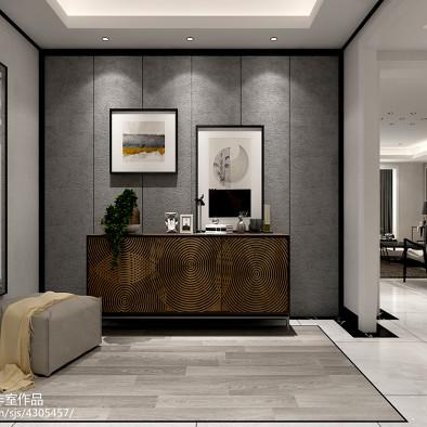 现代风格别墅设计_2707690