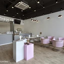 商业展示空间大厅设计