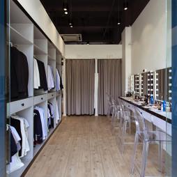 商业展示空间化妆室