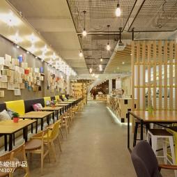 言几又书店室内设计