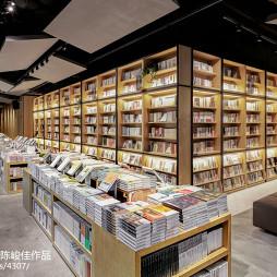 书店展示架设计
