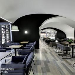 创意书店座位区设计
