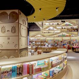 书店玻璃展示柜
