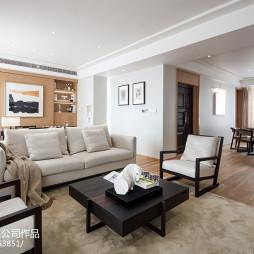 現代客廳茶幾裝修