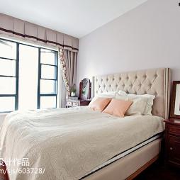 美式温馨女生卧室