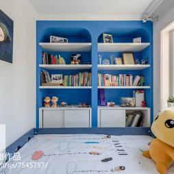 地中海风格榻榻米儿童房