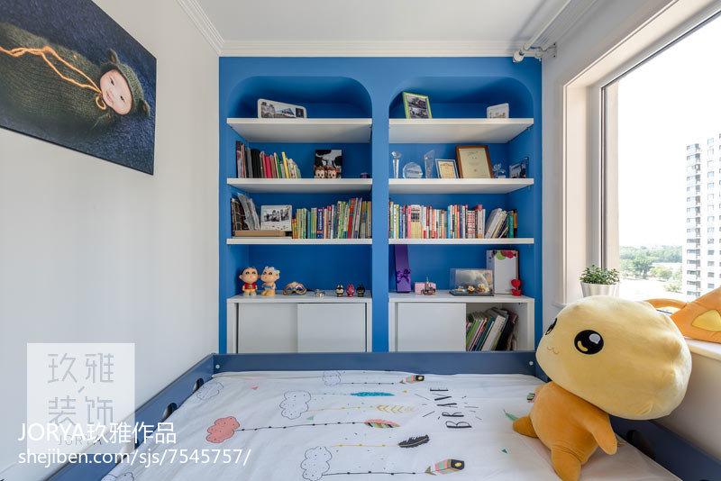 儿童房间榻榻米装修风格