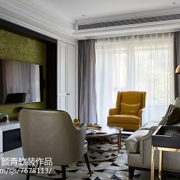客厅空调设计案例