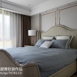 混搭风格小户型卧室装修图