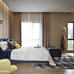 别墅卧室装修案例
