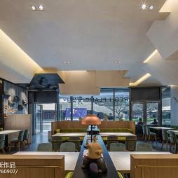 日式料理餐厅室内设计
