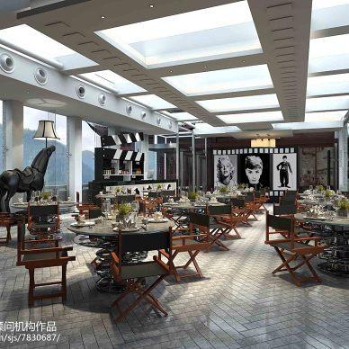 重庆西演电影主题餐厅_2724807