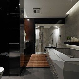 双人淋浴间设计