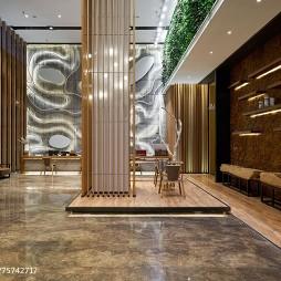 环保酒店大厅设计