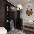 现代风格卫浴间装修