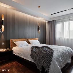 都市现代风卧室装修