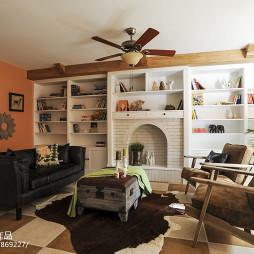 自然粗放客厅装修