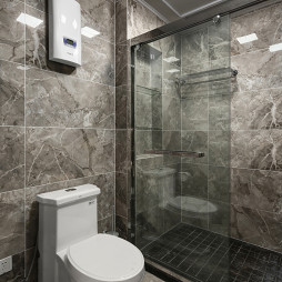 家居卫浴玻璃隔断