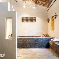 精品酒店浴室装修
