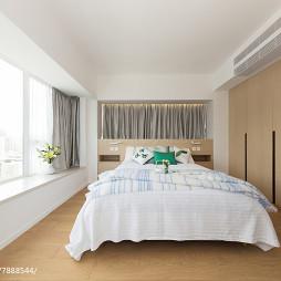 简洁卧室装修图