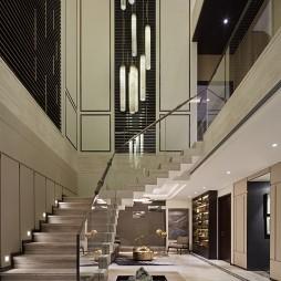 中式别墅楼梯设计案例