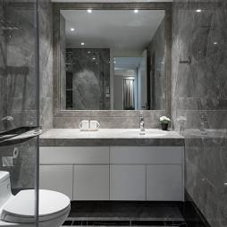 簡潔優雅衛浴設計