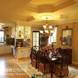 赣州九里峰山5室3厅7卫1厨311.00㎡别墅的装修效果图_2733035