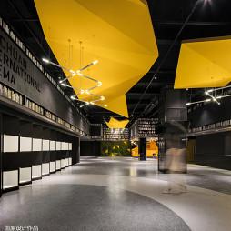 百川国际影城大厅设计