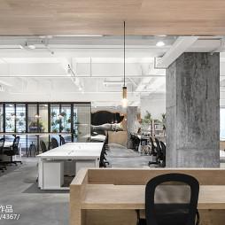 QIN沁集团办公空间设计