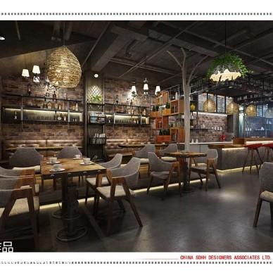 南宁咖啡厅设计 南城故事_2745013