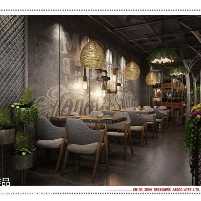 南宁咖啡厅设计 南城故事