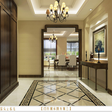 西安国色天香室内设计方案_2748480