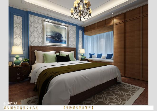 西安国色天香室内设计方案_27484