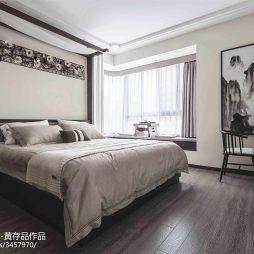 特色中式客厅设计图